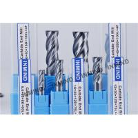 16*100L*4F , Dia 16mm , TiAlN Coating , AOL 100mm carbide end mill bits 4 Flute , Metal Cutting tools Manufactures