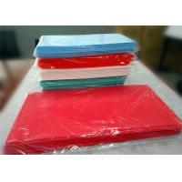 Buy cheap Recycleable Square Nonwoven Fabric TNT Tablecloth 1m*1m, 1.4m*1.4m from wholesalers