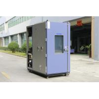 64L Stainless Steel Temperature Humidity Chamber Temperature Range -65 ℃ ~ +150 ℃ Manufactures