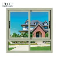 Waterproof Thermally Broken Aluminum Windows / Soundproof Aluminum Frame Sliding Windows Manufactures