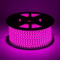 Epistar Chip SMD 2835 LED Strip 12V 12W/M Lamp Power 120° Beam Angle Long Lifespan Manufactures
