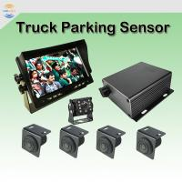 Video Truck  Parking Sensor with 4 Sensors Hd infrared night vision Manufactures