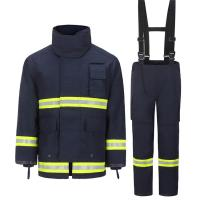 China 3Kg Fireman Suit Aramid Fiber Reinforced Polymer Material 1050 Radiation on sale