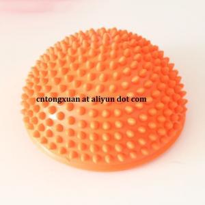 PVC Spiky Massage Ball Foot Bearing Massager Manufactures