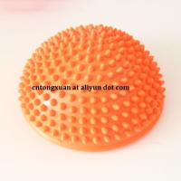 PVC Spiky Massage Ball Foot Bearing Massager Manufactures