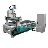 Quality Low Cost CNC Engraving Machine with Auto Tool Changing/3 Tools Changing/Servo for sale