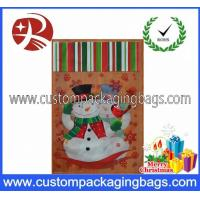 China Eco Die Cut Handle Plastic Bags on sale