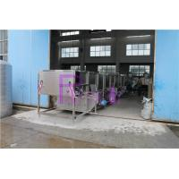 Hot Filling Line Bottle Packing Machine Sterilizer Steam Heating Insulation Layer Manufactures