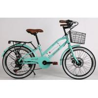 Coaster brake hi-ten steel  24/26 inch New York style city bike with Shimano 6/7 speed and Cowhide seat Manufactures