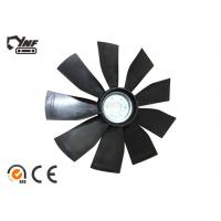 China High - Speed Excavator Spare Parts Black Blades Fan For Volvo Penta SE405 on sale