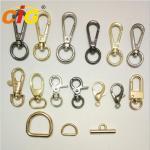 Garments Accessories Handbag Snap Hook For Handbag Metal Chain Manufactures
