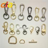 Garments Accessories Handbag Snap Hook For Handbag Metal Chain Manufactures