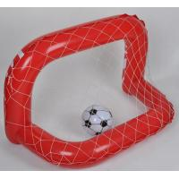 Outdoor Games Inflatable Kids Toys Football Goal Gate/Net  EN71 PVC Soccer Gate Manufactures