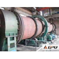3.3×52 Energy Saving Calcination Cement Clinker Rotary Kiln In Construction Industry Manufactures