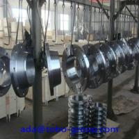 Nonstandard Stainless Steel 2507 WNRF Flange Forgings Flanges And Fittings Manufactures