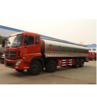 factory sale best price Dongfeng Tianlong 8*4 22CBM milk road tank truck, hot sale! Dongfeng 25m3 liquid tank truck Manufactures