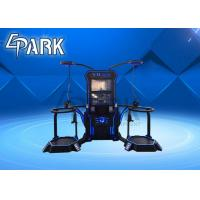 China Double Players Virtual Reality Motion Simulator With 2 Vr Glasses on sale