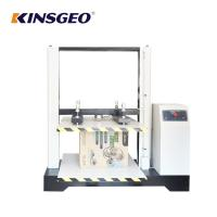 500kg Single Phase 200-240V, 50~60HZ Automatic Box Compression Strength Tester OEM / ODM Available Manufactures