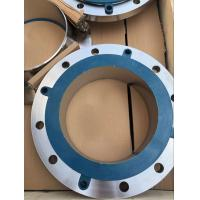 2037 Steel Material and Flange Connection Loose flanged tee plain tee for Steel cap Steel Flange Stainless pipe fittings Manufactures