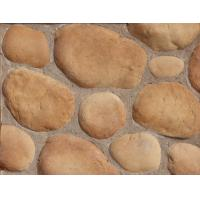 China Best Modern Outdoor Suede Limestone Interior Lightweight White Grey Cobblefield Gray Dry Stack Exterior Cultured Stone on sale