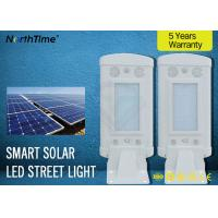 12V DC Lithium Battery Solar Powered LED Street Lights With Epistar High Brightness Manufactures