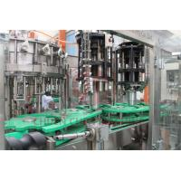 Fast Speed Automatic Craft Small Scale Beer Bottling Machine For Brew House Manufactures