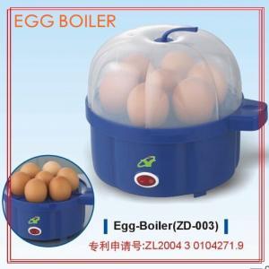 China Egg Boiler ZD-003 Cook Home Eierkocher Ei Kocher Dampfgarer Kocher (Soft/Middle/hard boiled eggs) 7 EGGS on sale