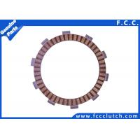 Motorcycle Paper Based Honda Clutch Plate Brown Color CBR1000RR 22201-MAV-000 Manufactures