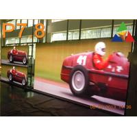 High Refresh Dip Led Screen P7.8 Indoor Full Color LED Display Manufactures