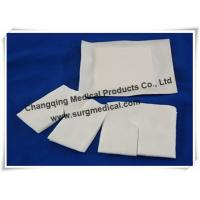 O  Or  Y  Cutting Non Woven Tracheostomy Gauze Wound Dressing Drain Sponge Manufactures