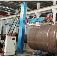 China Weld Part Automatic Grinding Machine Color Optional For Metal Processing on sale