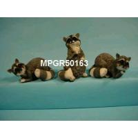 Polyresin Racoons Manufactures