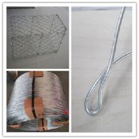 hot dip galvanized iron wire 2.7mm 800kg/coil Manufactures