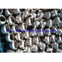 But Weld Fittings, Duplex Stainless Steel Elbow LR/SR , ASTM B815 UNS S31803 / S32205 / S32750 / 32760 Manufactures