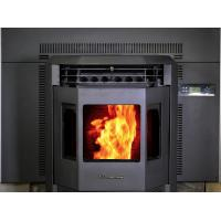 Quality ECO Friendly Wood Pellet Fireplace Gas Fireplace Stove For Home Easy Cleaning for sale