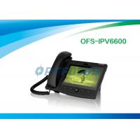 Buy cheap WIFI Android Video POE IP Phone from wholesalers