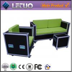 China LT-FC140 aluminum ata road flight case for sofa transport case on sale