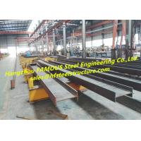 China Light & Heavy Structural Steel Construction , Metal Building Construction EU-US Standard on sale