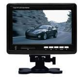 Car LCD Monitor With Stand (T-729) Manufactures