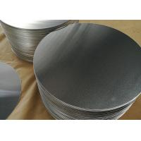 Quality Cooking Pot Aluminium Sheet Circle Polishing Mill Finish Thickness 3mm for sale