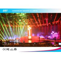 China Stage Concert Show P6.25 Epistar LEDs Rental LED Display Panel with 1/10 Scan Driving Mode wholesale