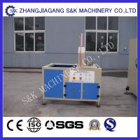 Agricultural Plastic Pipe Extrusion Line , Constructional drainage pvc pipe extruder machine Manufactures