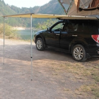 4x4 Off-road Auto Side Awning Camping Awning Side Tent Manufactures
