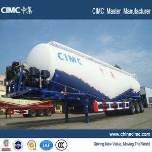 cimc 80 tons cement bulker semi trailer for sale Manufactures