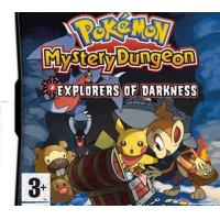 China New Hot DS Games for all 3DS/DSI/DS Game consoles with Excellent Quality:Pokemon- Explorers of Darkness on sale