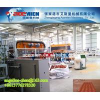 China Cheap price good quality plastic PVC glazed tile making machine extrusion production line on sale