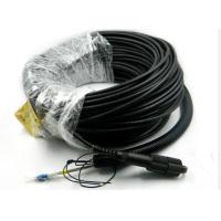 Multimode Fiber Optic Patch Cables DLC/PC DLC/PC Outdoor Protected Branch Jumper Manufactures