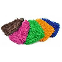 Chenille Washing Mitt for Car Cleaning car washing Manufactures