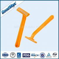 Plastic One Blade Men'S Razor No Electric With Vertical Lubricant Strip Manufactures