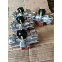 China DA45  stainless steel 316 material double acting pneumatic rotary actuator on sale